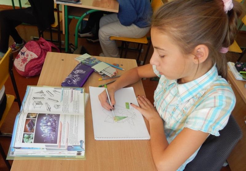 малюнки учнів